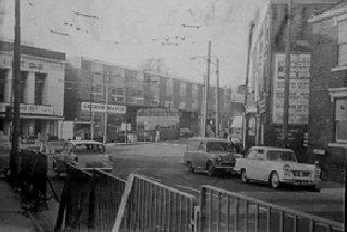 Bull Ring, circa 1966